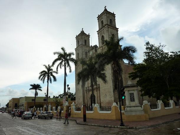 Cathedral of Valladolid - Mexico