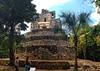 El Castillo  - Posterior View
