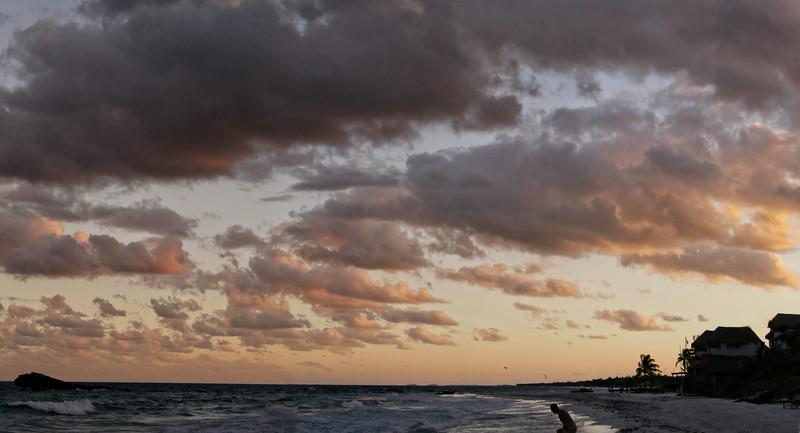 Evening Sky -  Panorama
