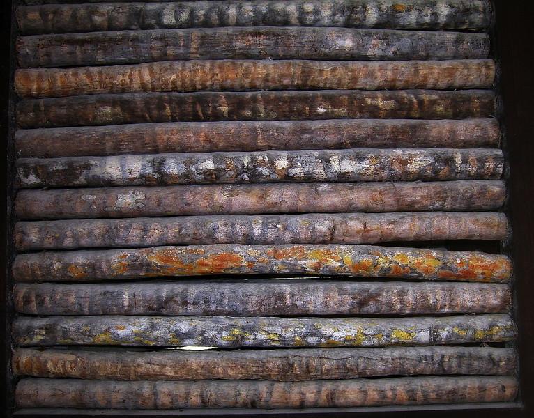 Wooden Window Slats
