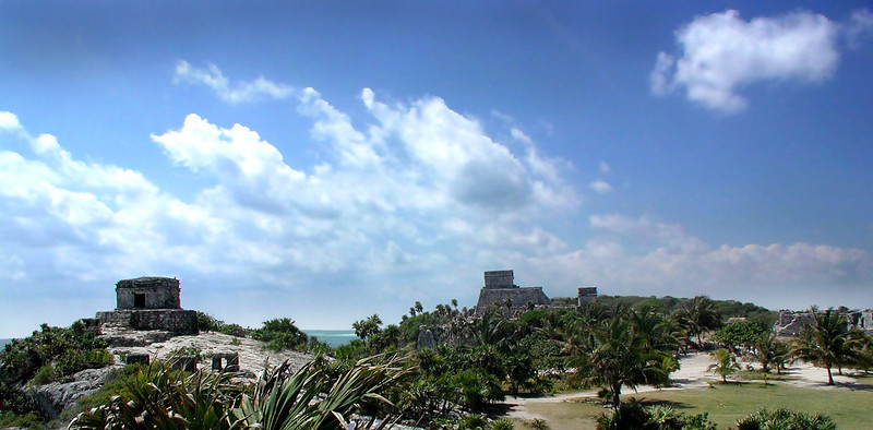 Seaside Temples