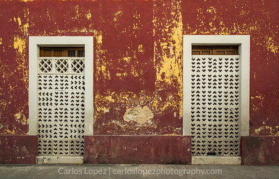 Calles de Merida,  Red #4