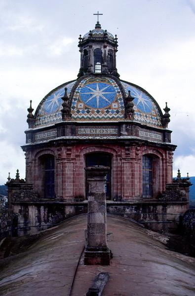 Cupula of Santa Prisca