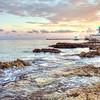 Sunrise by the Cozumel Shore