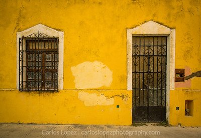 Calles de Merida,  Yellow #8