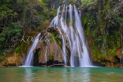 Tamasopo waterfall #2