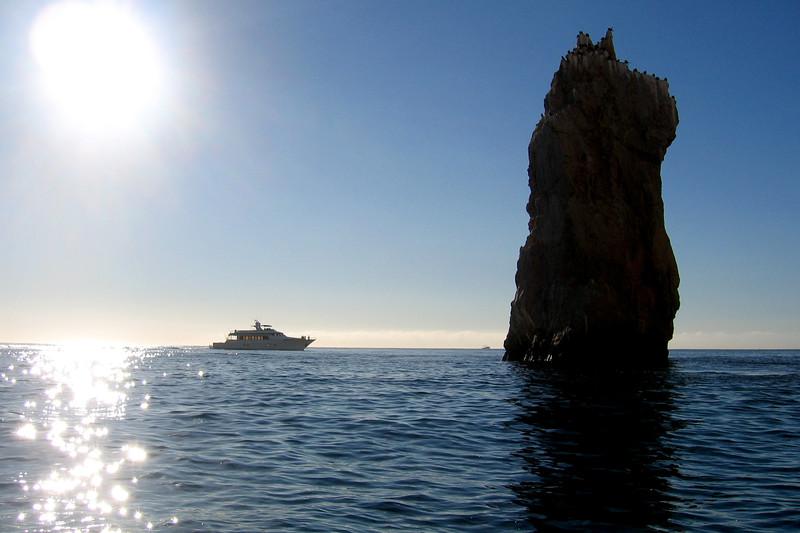 M/V Pescatore, El Arco, Cabo San Lucas, Mexico