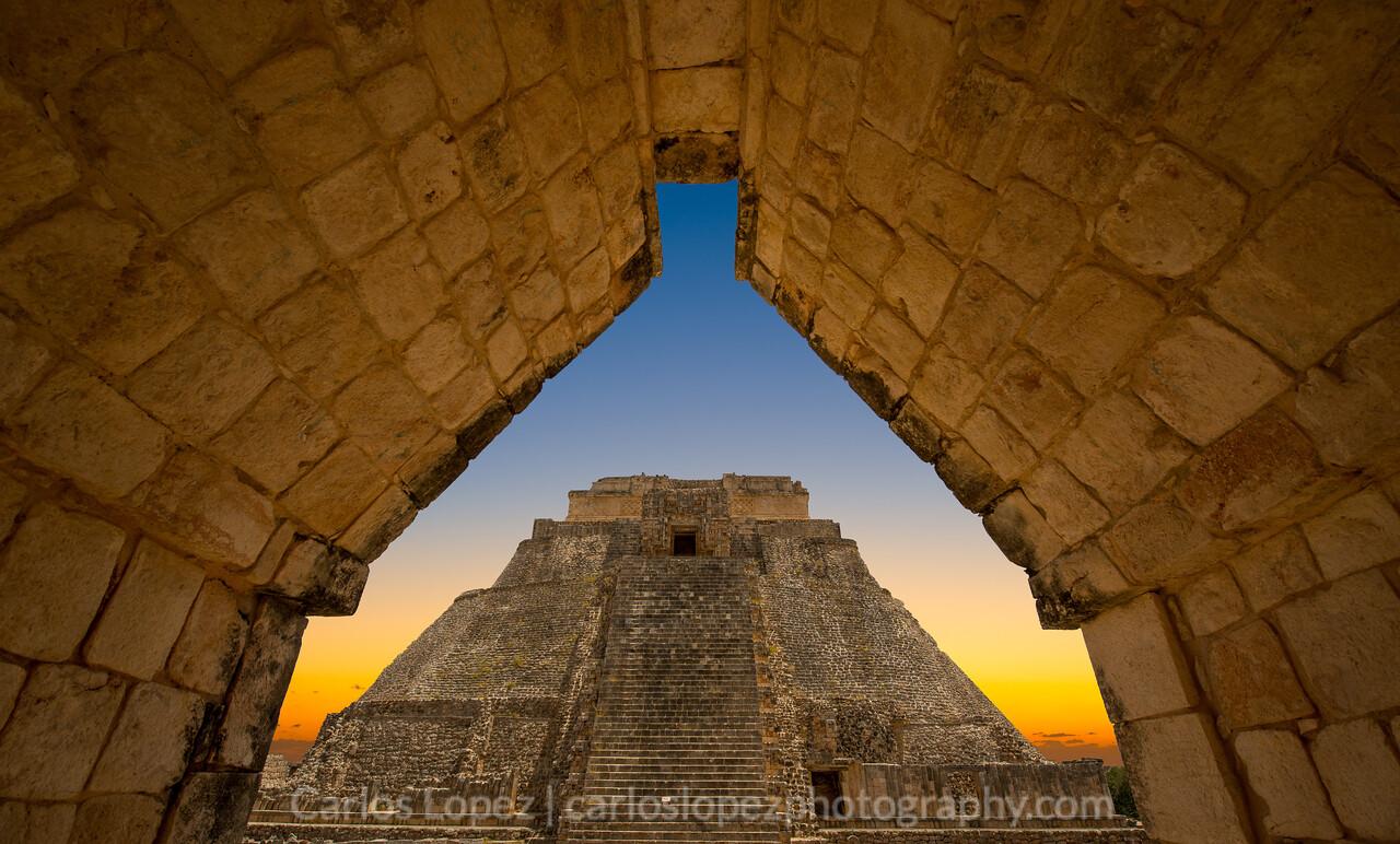 Piramide del Adivino #8