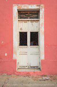 Calles de Merida,  Pink #1