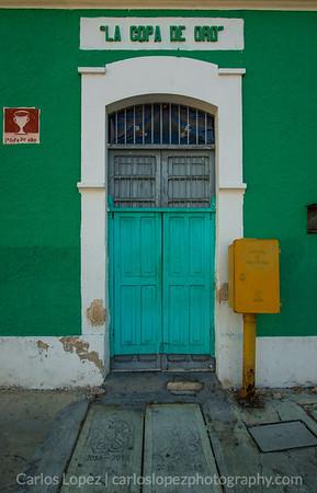 Calles de Merida, Green #9