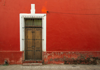 Calles de Merida,  Red #3