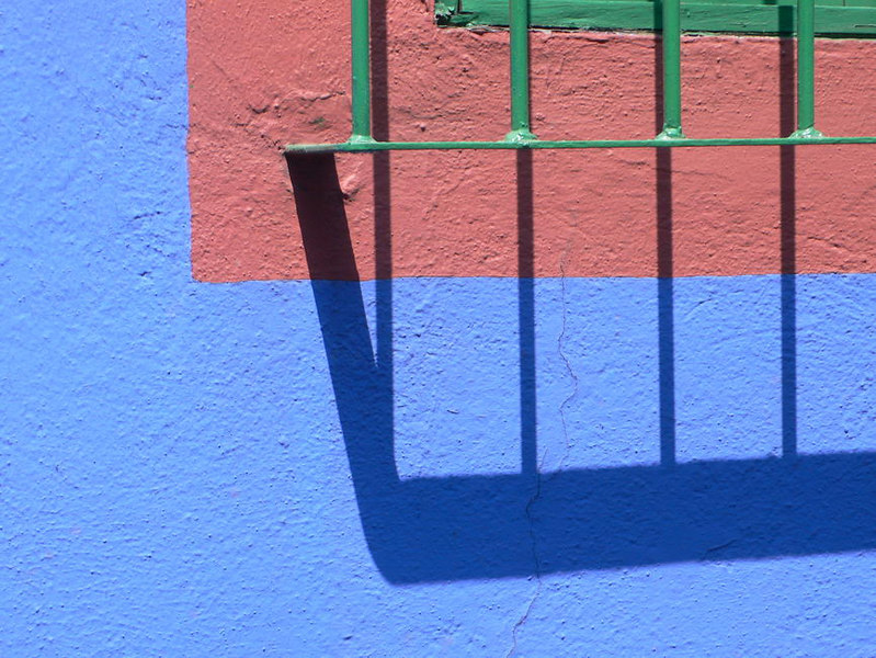 Casa Azul, México City