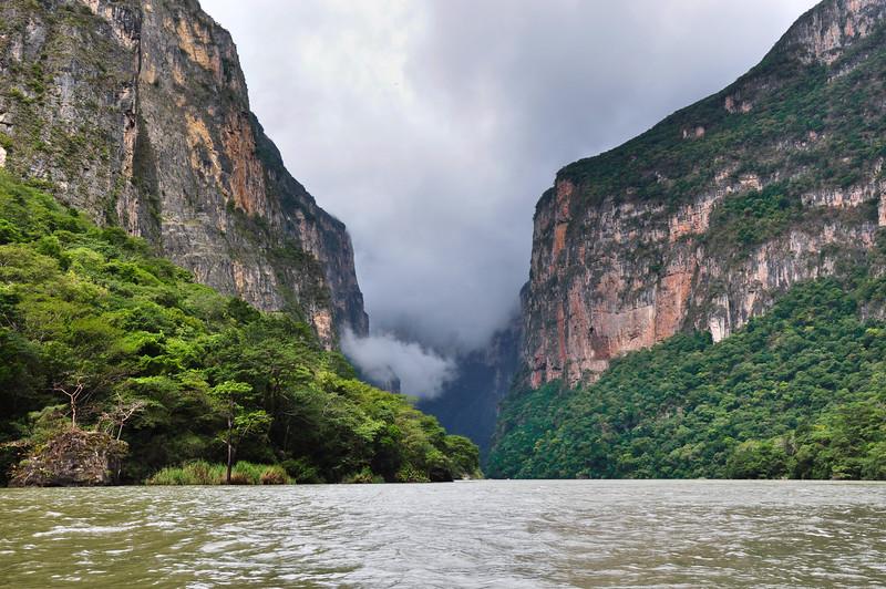 Canyon of Sumidero, Mexico