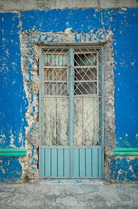 Calles de Merida, Blue #5