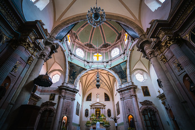 Templo de San Diego de Alcala