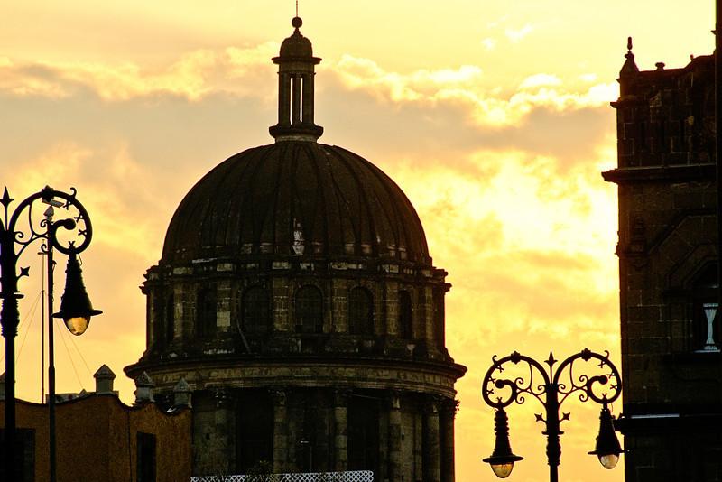 Catedral Metropolitana de la Asunción de María, detail.