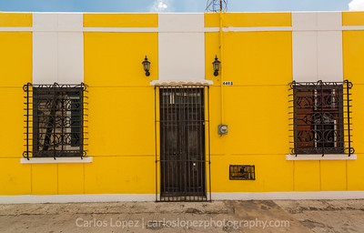 Calles de Merida,  Yellow #5