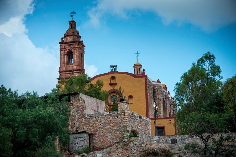Pueblo de San Pedro, San Luis Potosi.