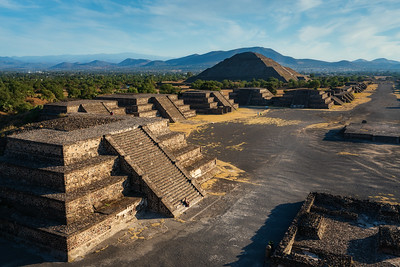 Ancient Pyramids of Teotihuacan