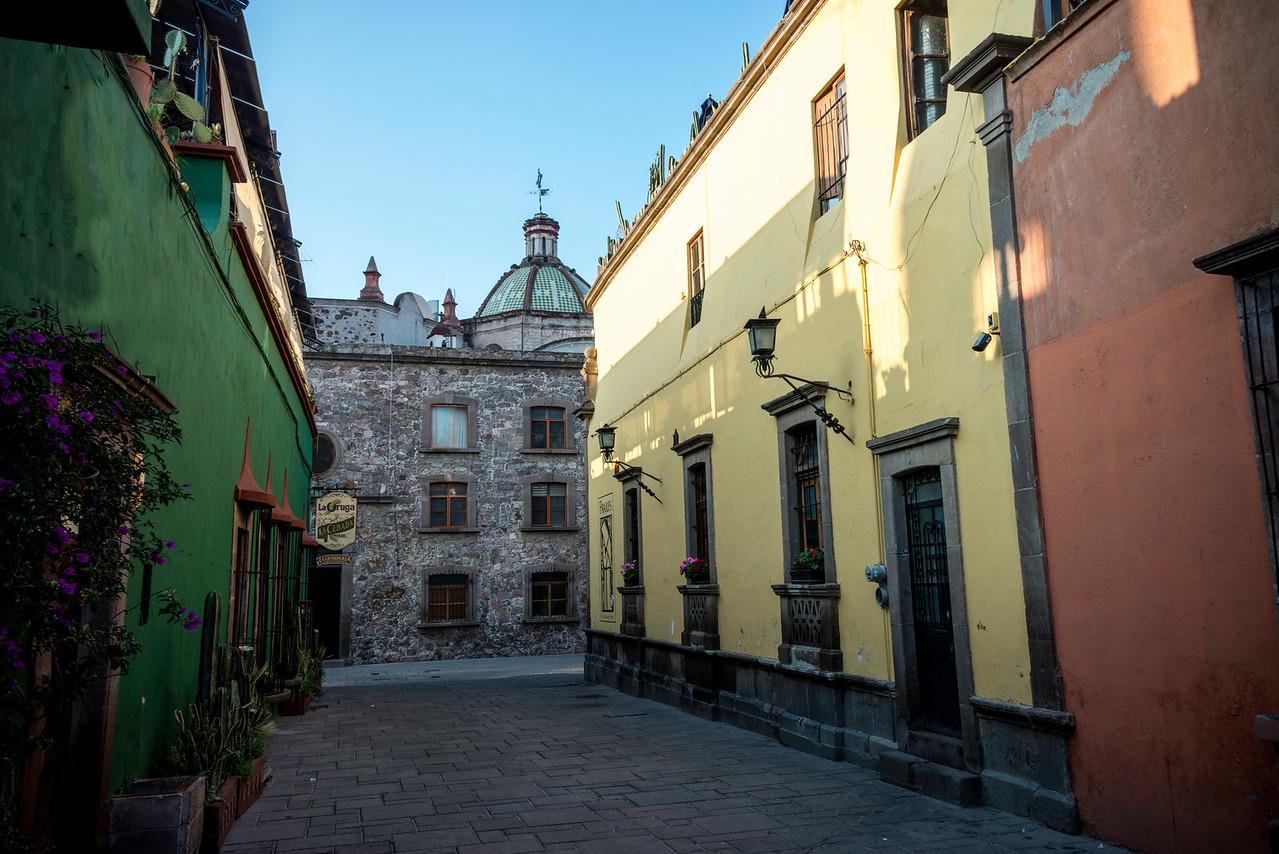 Centro Historico, San Luis Potosi.