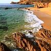 Los Cabos seacoast landscape, Baja, Mexico