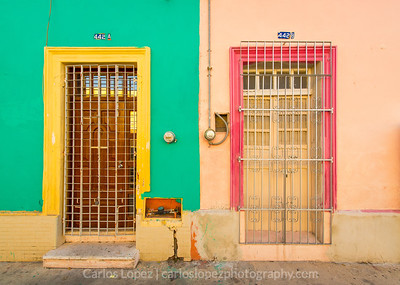 Calles de Merida,  Battle of Pastels