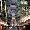 Biblioteca Vasconcelos. I could easily spend a day here taking photos. Beautiful place.