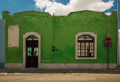 Calles de Merida, Green #6