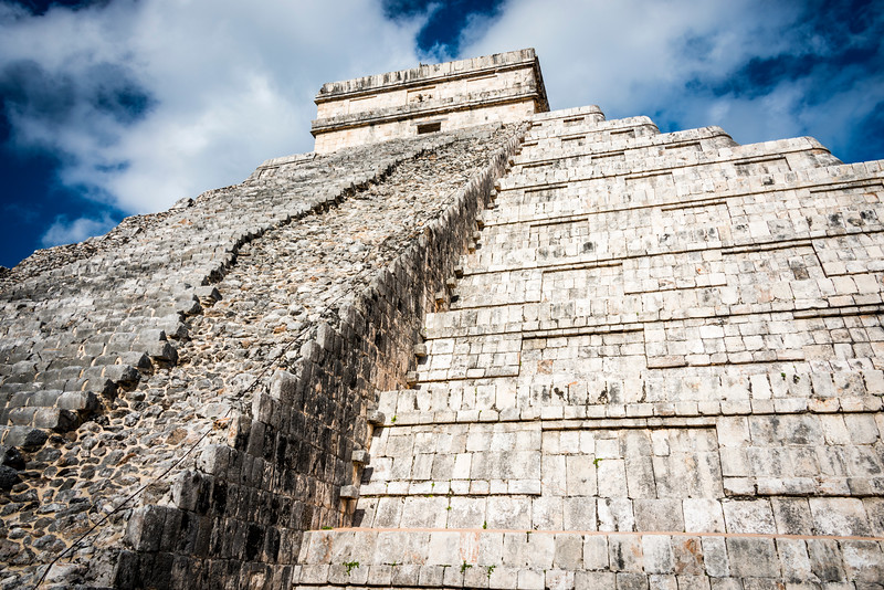Piramide de Kukulcan, Chichen Itza