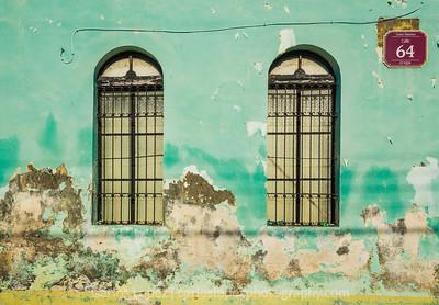 Calles de Merida,  Green #4