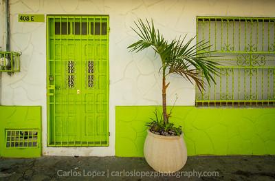 Calles de Merida, Green #7