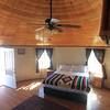 Las Animas Wilderness Lodge, Yurt #3 Bed