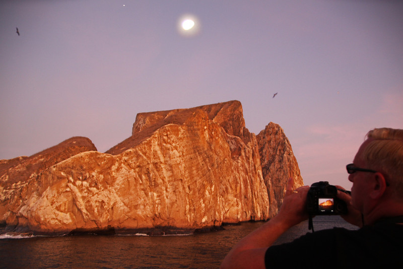 Galapagos Islands, Kicker Rock, San Cristobal