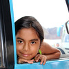 Galapagos Islands, Local Girl, Santa Cruz