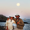 Galapagos Islands, Nature Guides, Cecibel & Gustavo