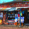 Galapagos Islands, Colorful Shop, Puerto Ayora, Santa Cruz