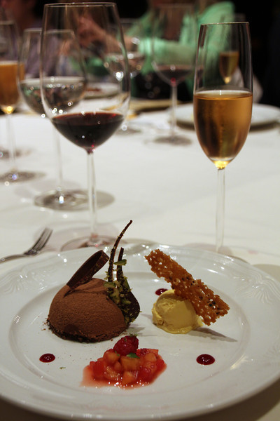 Le Gourmet Restaurant, Oro Verde Hotel, Guayaquil, Equador, Local Desert Specialties