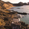 Galapagos Islands, View over Bartolome