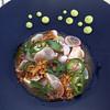 Acre Restaurant & Bar, Scallop Ceviche