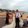 Wedding Couple, Chileno Beach