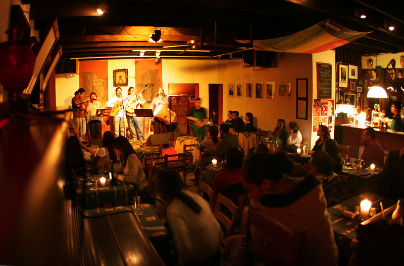 The El Nopal del Nopal, now in its 15th year, features local artists who perform a wide variety of jazz, Latin and traditional music in the heart of Tijuana.