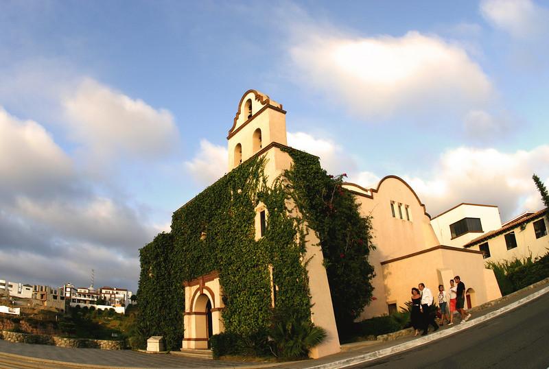 Tijuana, Real del Mar Chapel
