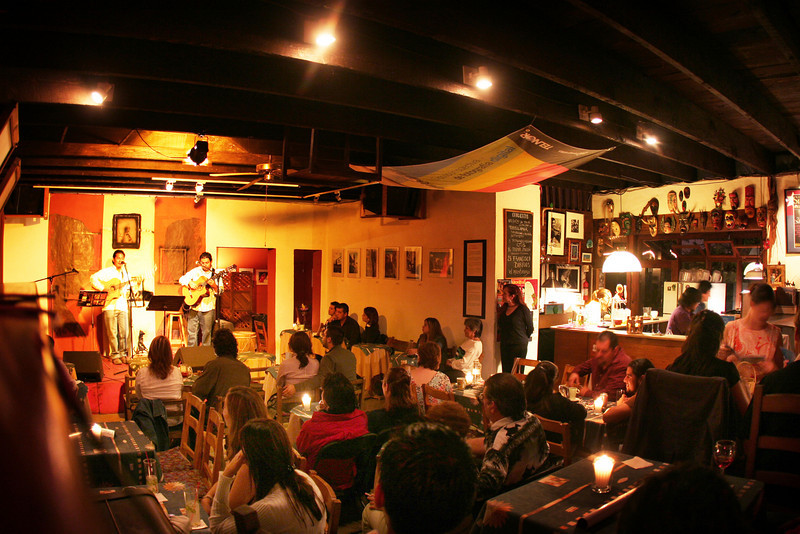 The Tijuana jazz club El Lugar del Nopal has provided traditional and alternative music to Tijuana residents and visitors for the last 15 years.