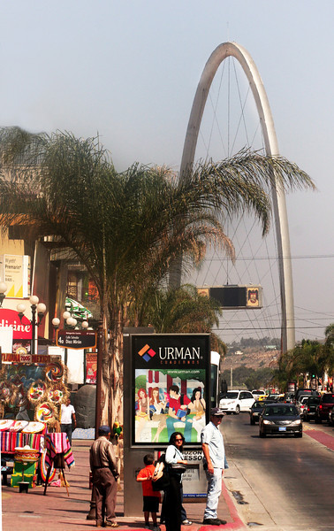 Tijuana, Welcome Arch