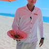 Fresh Ceviche on the Beach