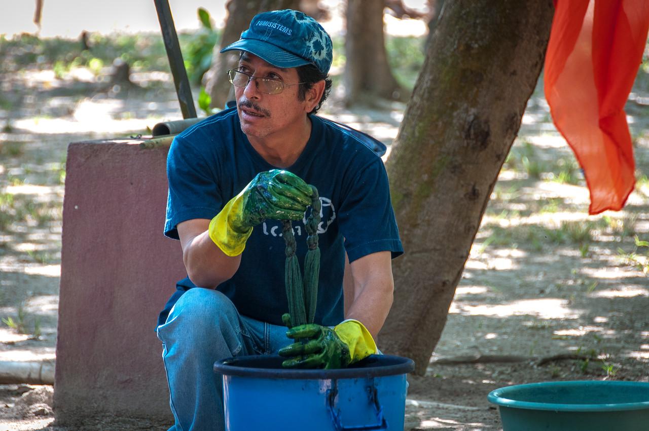 Farming in Suchitoto, El Salvador