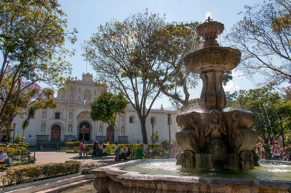 UNESCO World Heritage Site #197: Antigua Guatemala