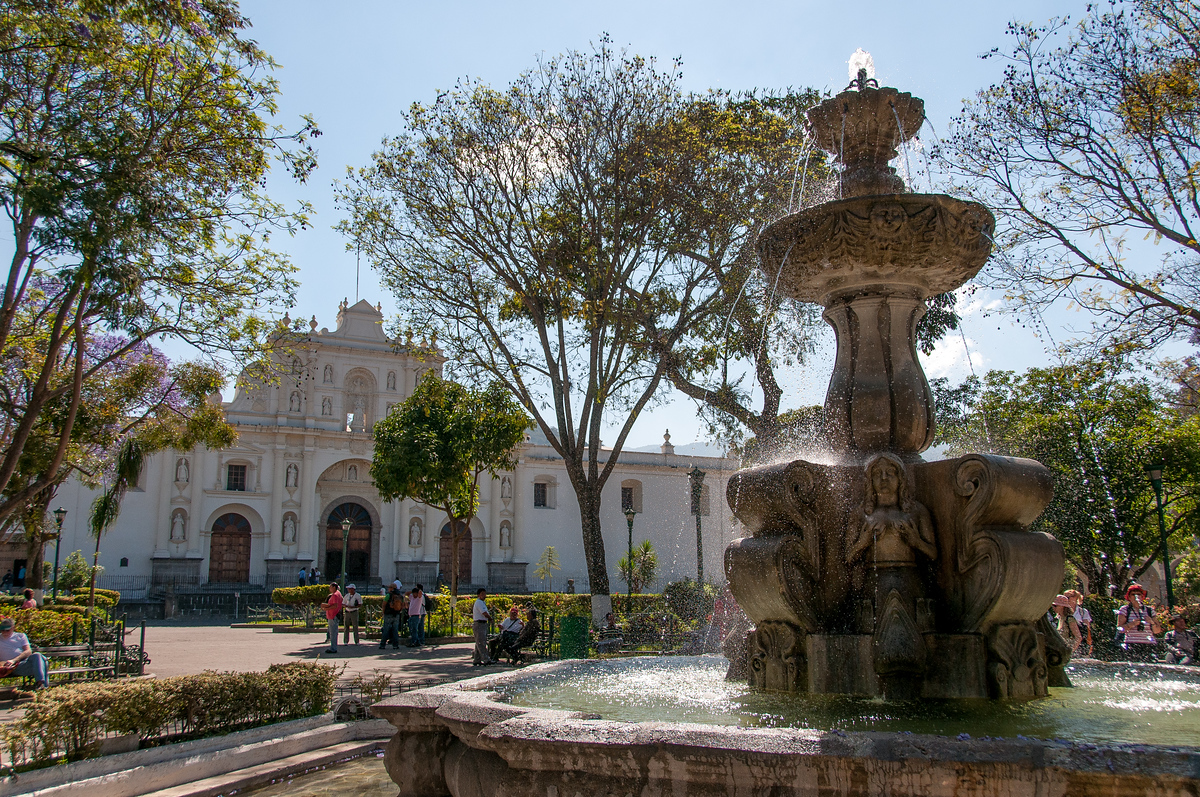 UNESCO World Heritage Site #197: Antigua Guatemala