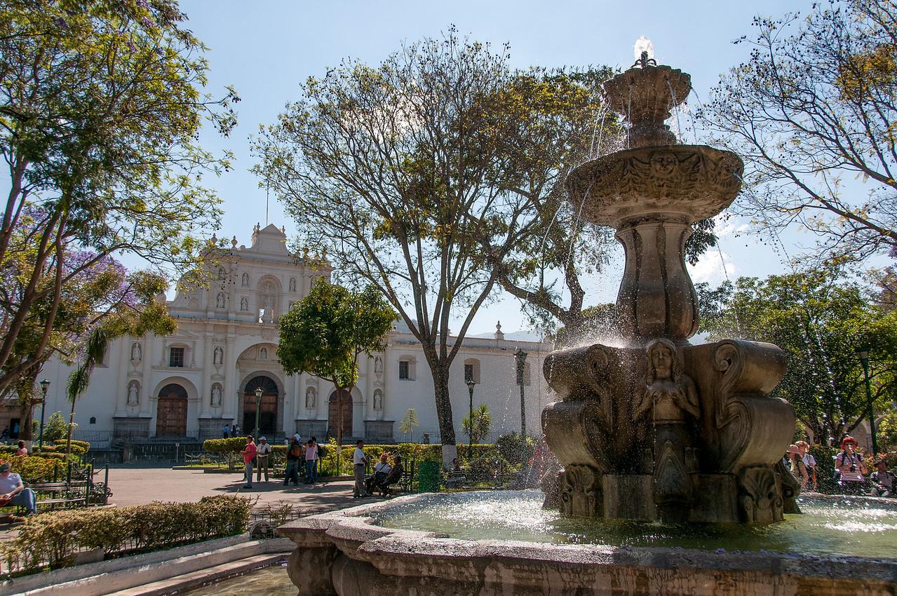 Catedral de San Jose in Antigua, Guatemala