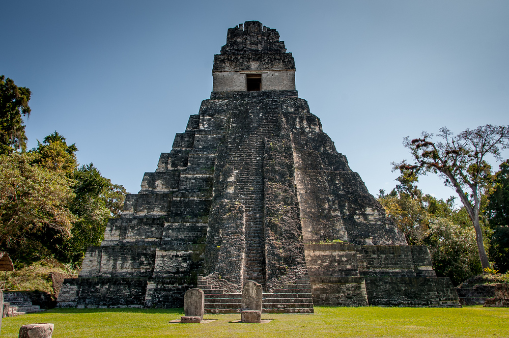 UNESCO World Heritage Site #196: Tikal National Park